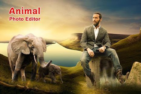 Download Wild Animal Photo Editor For PC Windows and Mac apk screenshot 6