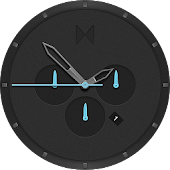 MVMT - Chrono Series Gunmetal