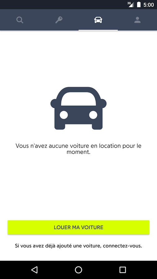 drivy location de voiture applications android sur google play. Black Bedroom Furniture Sets. Home Design Ideas
