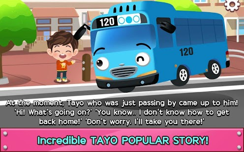 Tayo Popular Story (Lite) - náhled