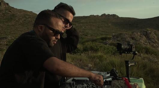Música electrónica en plena Sierra Cabrera: lo nuevo de Moree Mk y Tony de Rosa