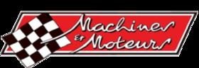 machines et moteurs logo créer site responsive design
