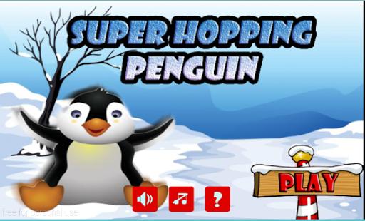 Super Hopping Penguin