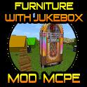 FancyFurniture With Old-StyleJukeboxforMinecraftPE icon