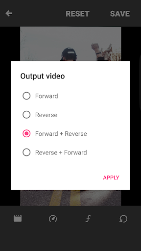 Boomerate Video reverse & loop screenshot 5