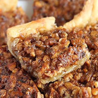 Easy Pecan Pie Bars.