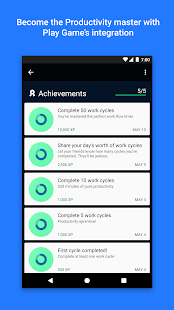 5217 - time management for increased productivity Screenshot