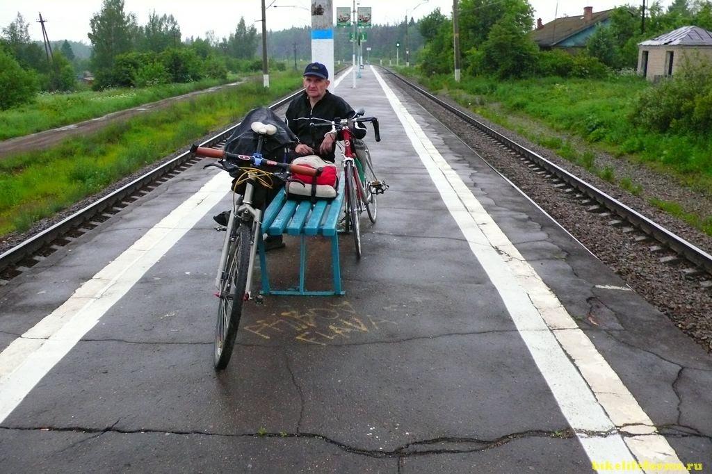 Станция Матренино, сколько ехать от Москвы