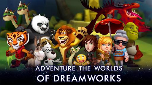 DreamWorks Universe of Legends screenshot 6