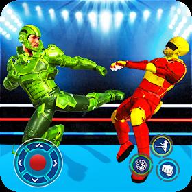 Ultimate Robot Punch Wrestling 2019
