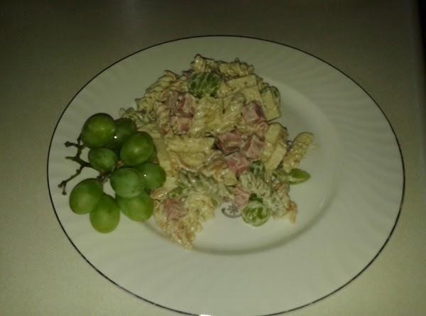 California Macaroni Salad Veronique Recipe