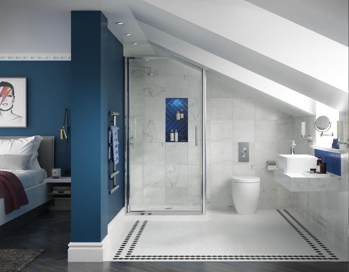 phòng tắm hiện đại tiện nghi