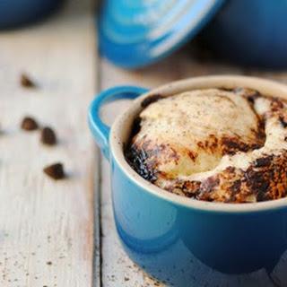 Self-Saucing Vanilla Fudge Pudding Cakes.
