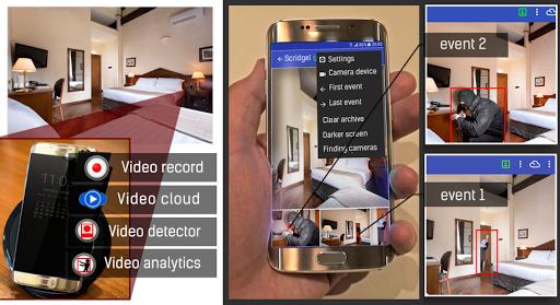 Intercom fromTablet screenshot