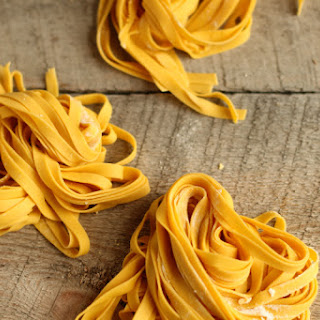 Basic Homemade Pasta