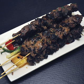 Armenian Shish Kebab.