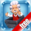 Einstein™ Quiz Runner Free icon