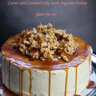 Carrot and Caramel Cake