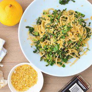 Collard Green Pasta