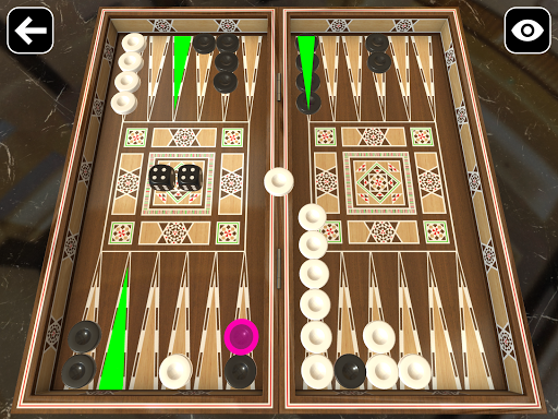 Original Backgammon 1.7 Screenshots 4