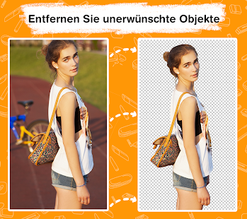 Hintergrund Radiergummi: Weißer Hintergrund - PDF Screenshot