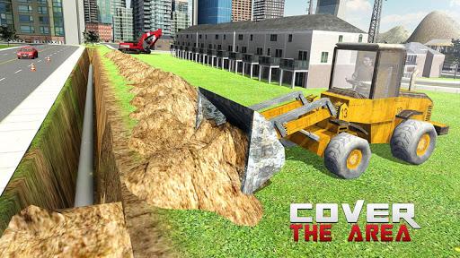 Heavy Excavator Simulator 2016  screenshots 4