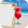 Beach Scene Photo Frames APK