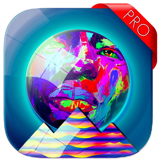Amoled 4K Live Wallpapers 3D: Walloop Pro app for Android