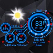 Weather Geek (Weather Widget) 1.06 Icon