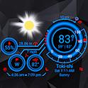 Weather Geek (Weather Widget) icon