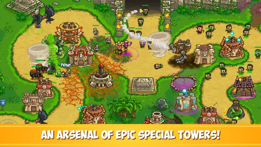 Kingdom Rush Frontiers apkdebit screenshots 4