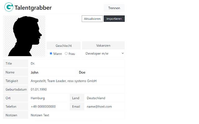 Talentgrabber