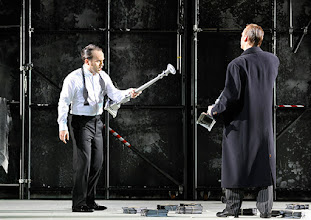 Photo: Theater an der Wien: La mère coupable Oper in drei Akten von Darius Milhaud . Premiere am 8.5.2015. Andrew Owens, StephaneLoges. Copyright: Barbara Zeininger