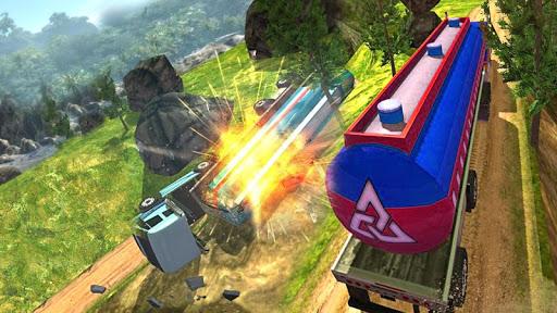 Hill Top Truck Driving 3D 1.3 screenshots 8