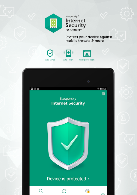 #13. Kaspersky Antivirus & Security (Android)