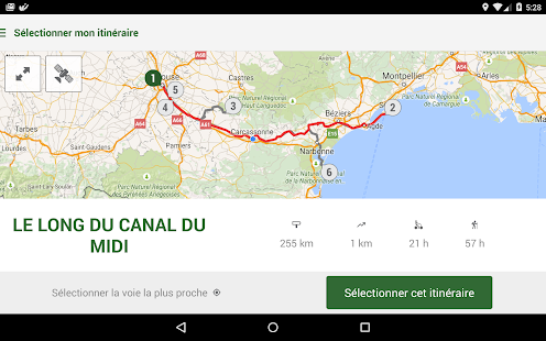 Canal du Midi- screenshot thumbnail
