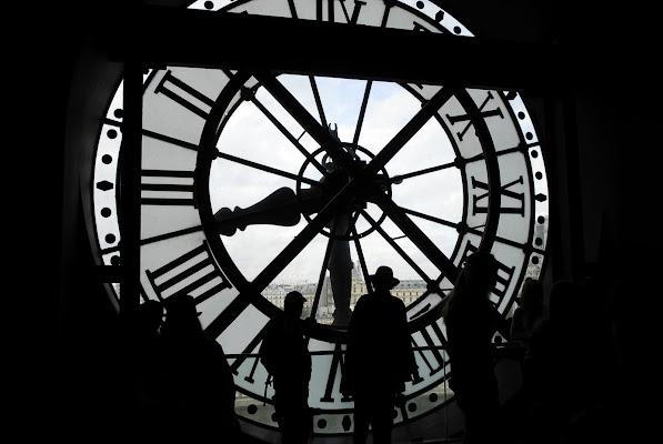 Man and time di oiseneg