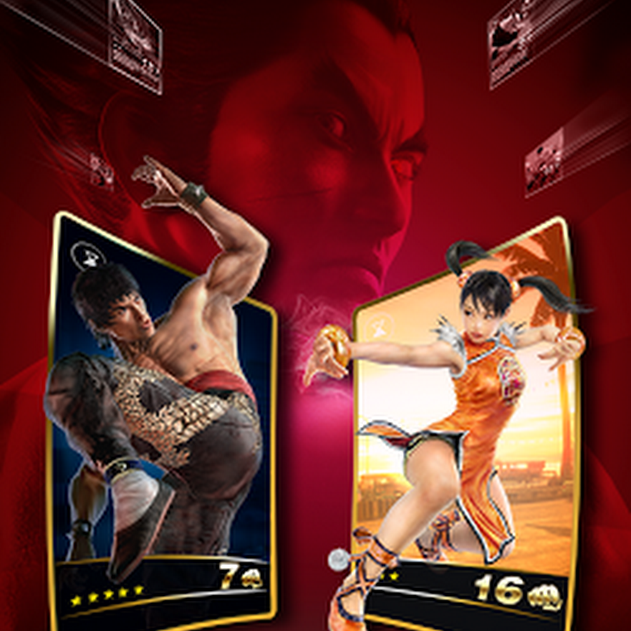 Tekken Card Tournament Apk Mod 3.422 Data