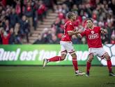 Mathieu Dossevi was opnieuw van goudwaarde voor Standard