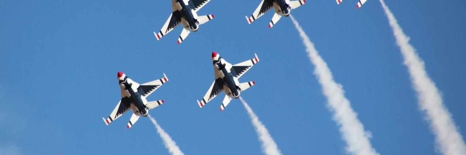 Fort Wayne Airshow Field Trip