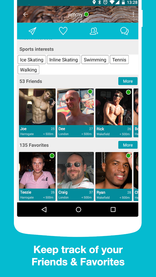 Only Lads : Gay Dating- screenshot