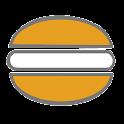 Byens Burger App icon