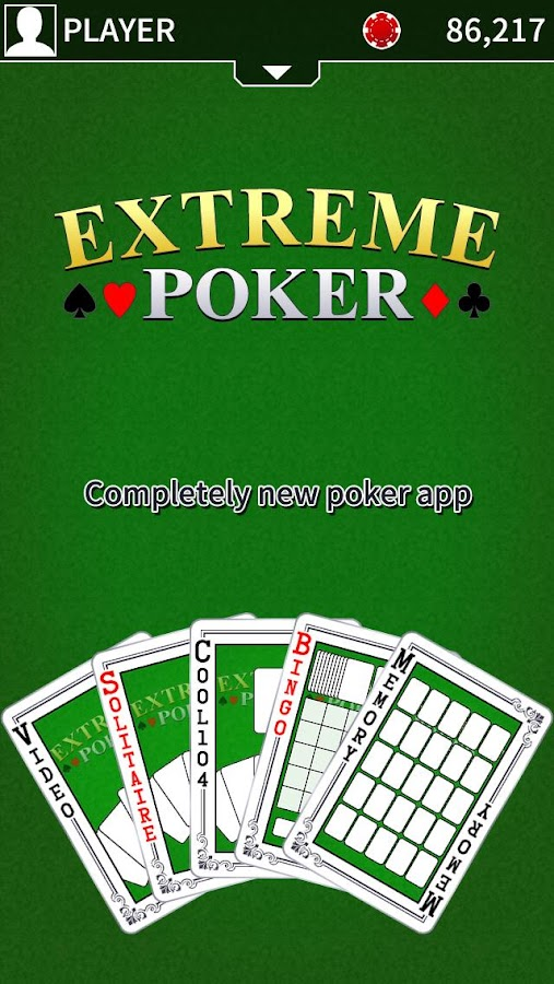 EXTREME POKER- screenshot