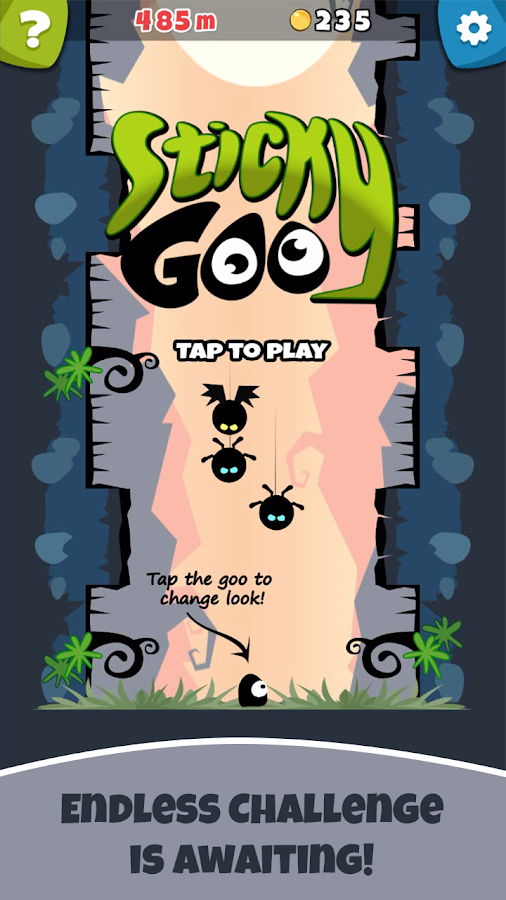Sticky Goo- screenshot
