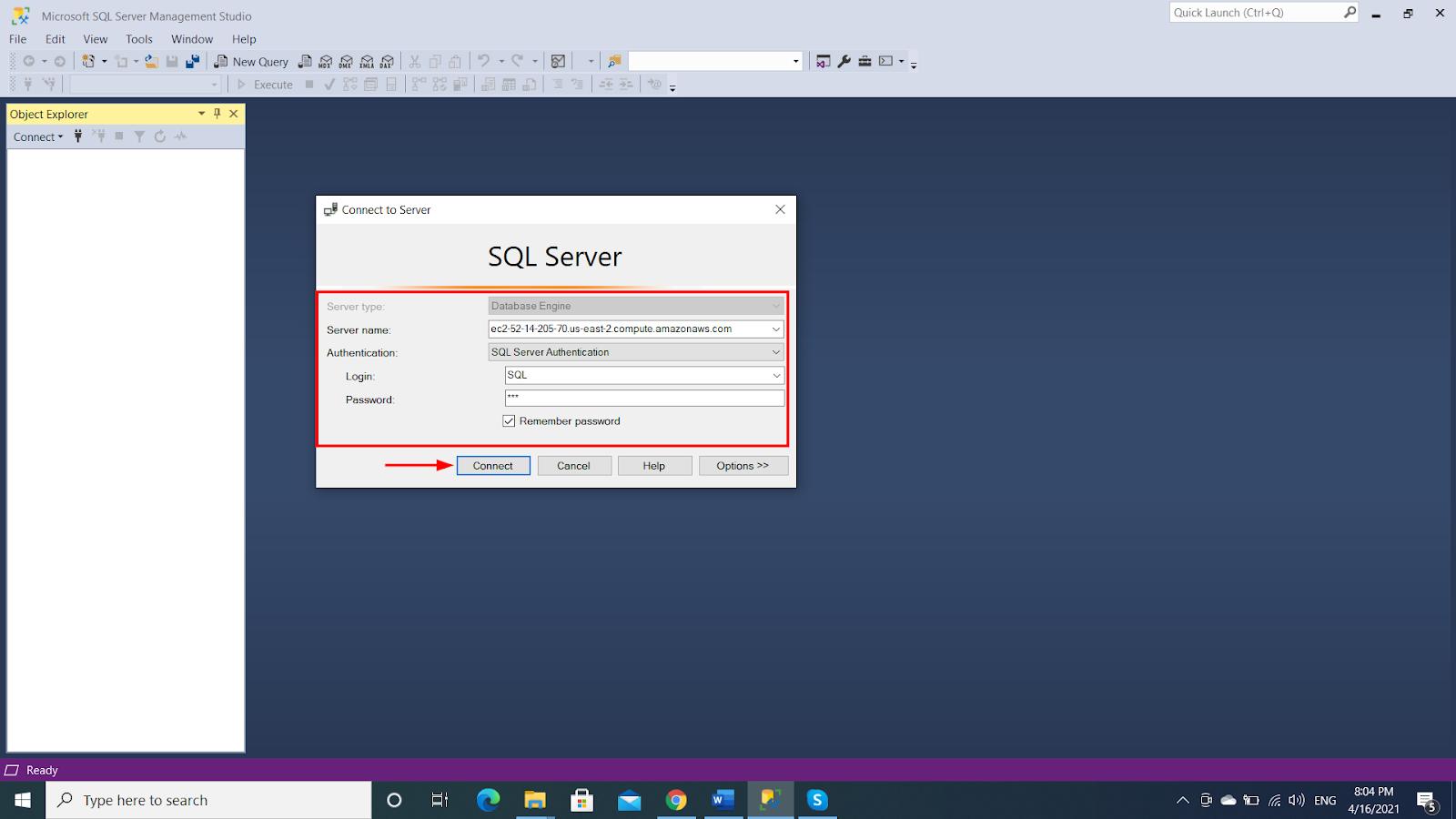 Microsoft Management Studio Homepage