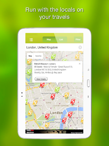 android RunGroup Screenshot 10