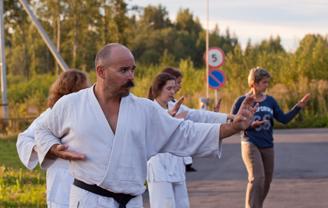 Voronovcamp 2016 • Лайтури, Кириллов, Вологда