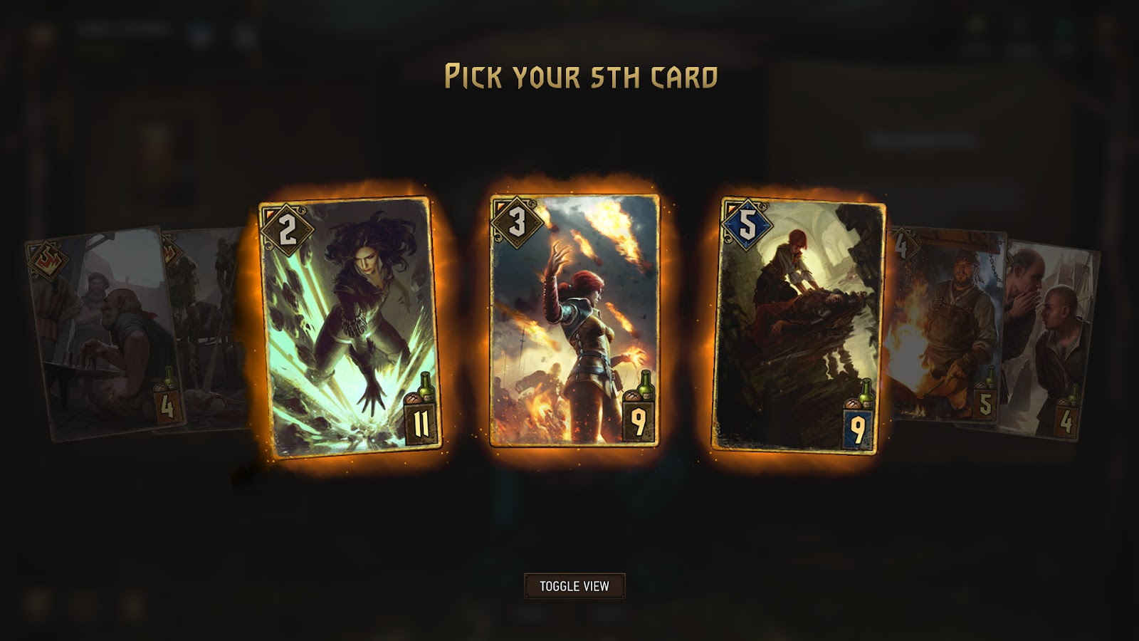 [Review] Gwent : The Witcher Card Game เกมการ์ดจากซีรีส์ The Witcher 16