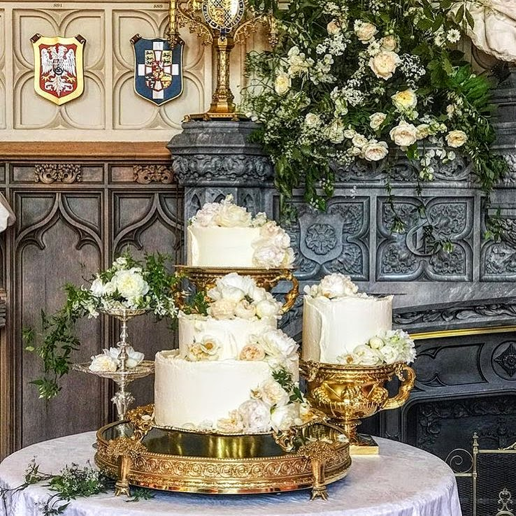 Prince Harry's wedding cake