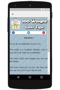 App 100 Weight Loss Tips App APK for Windows Phone